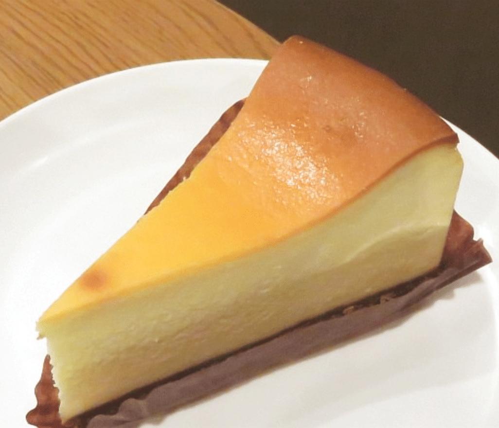 スタバ フード ニューヨークチーズケーキ