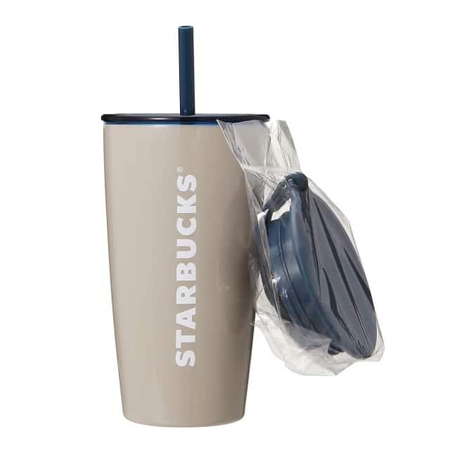 スタバロースタリー グッズ ストラップカップシェイプステンレスボトル