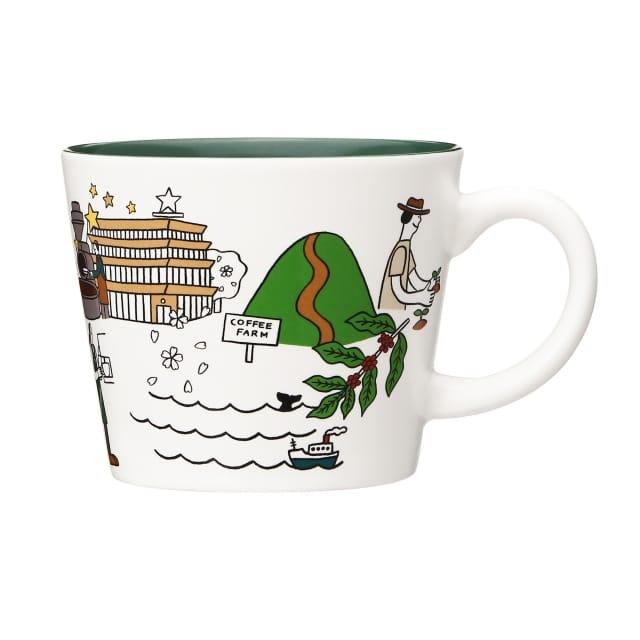 スタバ コーヒー マグコーヒージャーニー