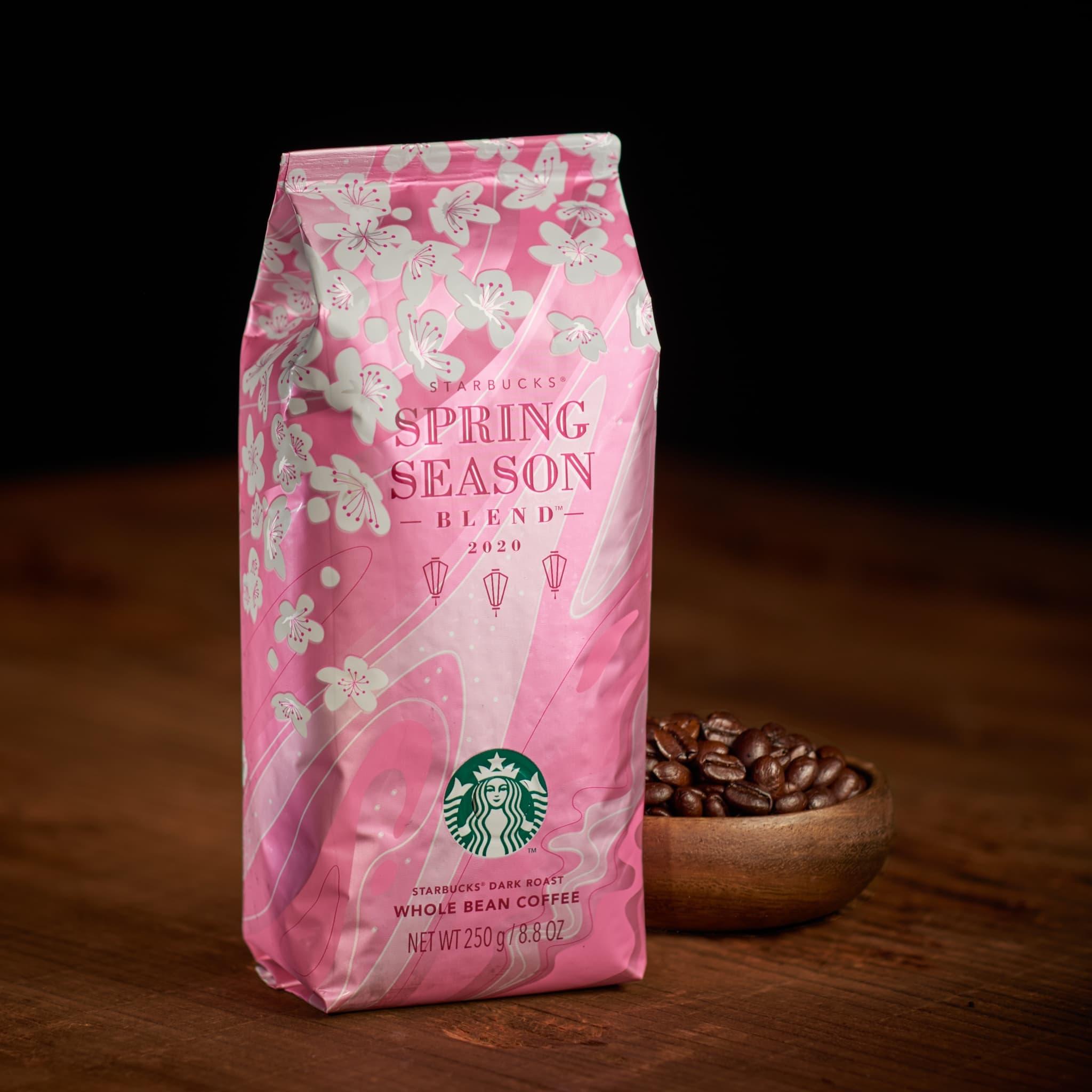 スタバ新作のコーヒー